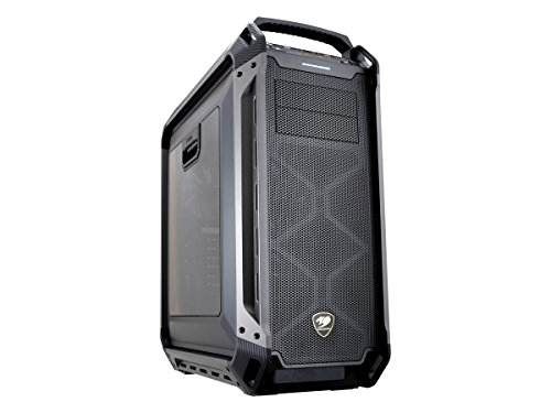 Cougar Panzer Max Ultimate Full Tower Gaming Case (Best Gaming Tower)