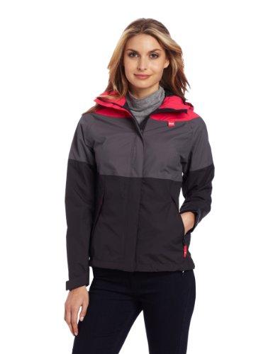 - Helly Hansen Women's Vancouver Tricolor Jacket, Magenta, Large