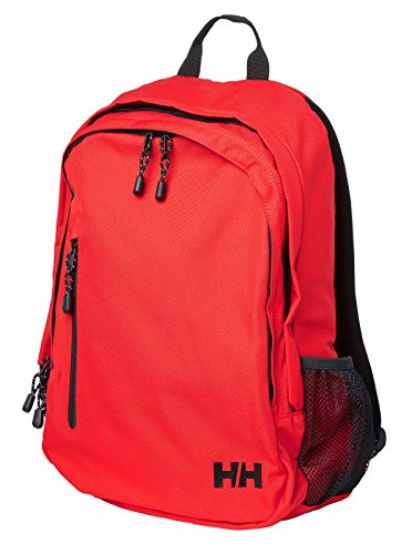 Hansen 2 Helly Dublin Red 0 Alert Unisex Adults' Red Backpack AqwPwdv