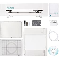 Silhouette America Curio Crafting Printer, White