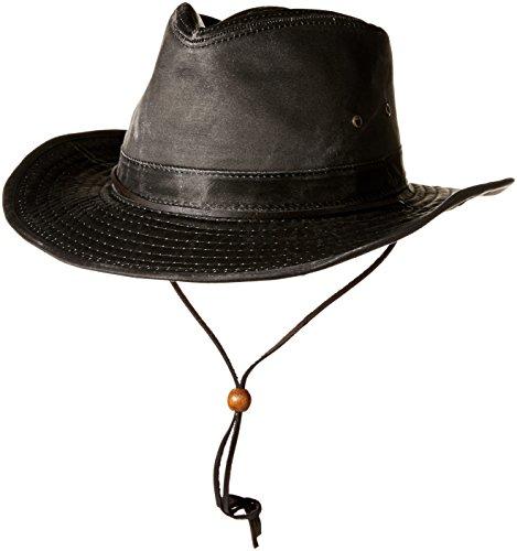 d7fe69891f0 Dorfman Pacific Dpc Outdoor Design MC127 Men  s Weathered Cotton Outback Hat