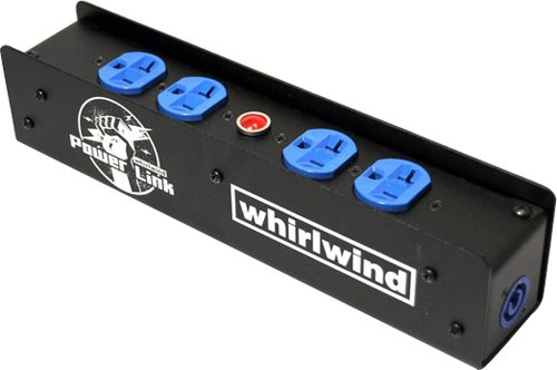 Whirlwind PL1-420-BL Power Link Tactical Power Distribution by Whirlwind