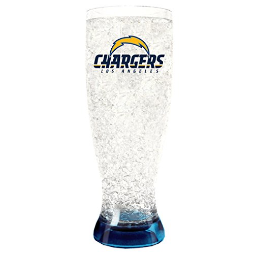 NFL Cristal Pilsner Lunettes San Diego Chargers