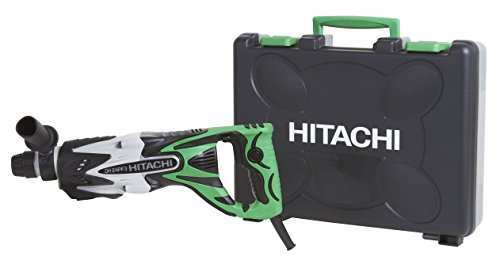 Hitachi DH24PF3 15/16-Inch SDS-Plus Rotary Hammer, 3-Mode, VSR (D-Handle)