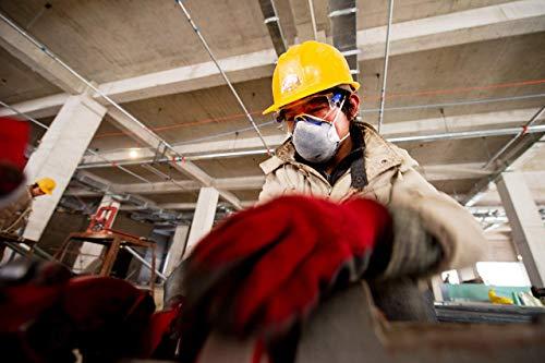 Dräger X-pect 8120 Surlunettes de Protection |Lunettes de sécurité réglables | Pour l'agriculture, l'industrie et le… 7