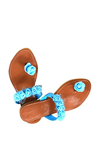 Women's Slipper Decot Blue paradise Sky ATgx45pq