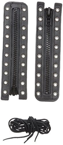 Danner Lace-In Boot Zipper, Black
