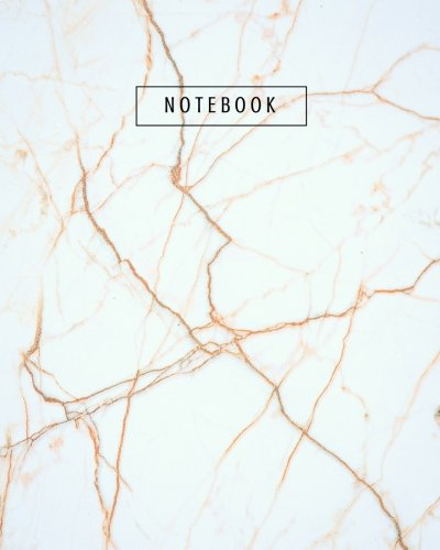 Read Online Notebook: Large Composition Notebook, Lined Notebook, (8x10, 125 pgs); Trendy Abstract Journal; Gift for Teacher Appreciation, Mother's Day, Father's ... Copper Marble Journal, Gold Marble Journal ebook