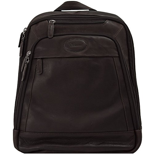 Ashwood Mayfair Laptop Business Rucksack in Colombian Leather Colombian - Mayfair In Stores