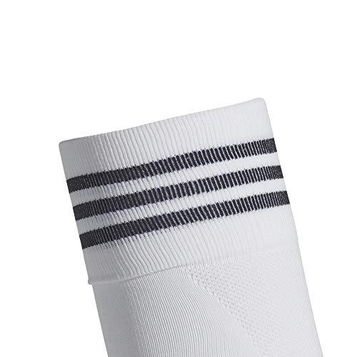 White Adidas Unisex 18 Adi black Calzini Adulto qXHXgw1