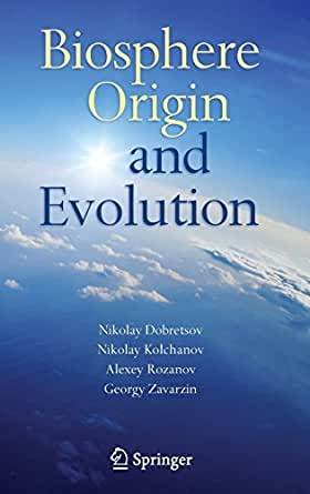 a review of the on going evolutionary process of the biosphere The evolution of the cell the evolution of the cell this process (called photosynthesis) because of its unique characteristics, mtdna has provided important clues about evolutionary history for example.