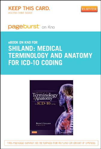 Medical Terminology And Anatomy For Icd 10 Coding Elsevier Ebook