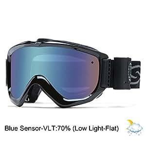 Smith Knowledge Turbo Fan Otg Snow Goggle Black Frame