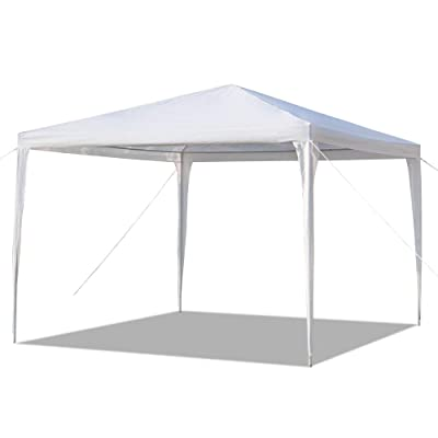 Outdoor Portable Adjustable Instant Pop Up Gazebo Canopy Tent w/Carrying Bag,3 x 3m Blue: Sports & Outdoors