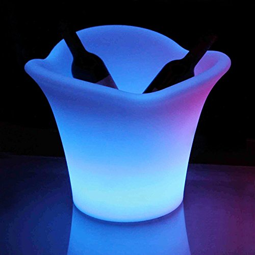 Bucket Outdoor Table Plastic Ice Bucket ()