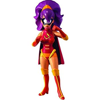Futurama Toynami Series 6 Action Figure Leela as Clobberella