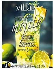 Gourmet du Village Mojito Pinapple Coconut Box 105g, 105 Grams