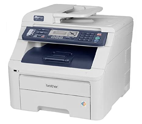 Brother MFC9320CW - Impresora multifunción láser Color (A4, 16 ppm ...