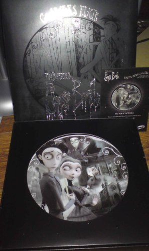 Corpse Bride Victor And Victoria Collector Plate - Cards Inc Limited Edtion Of 2000 Worldwide No. 12
