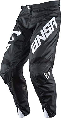(Answer Racing A18 Elite Men's Off-Road Motorcycle Pants - Black/Size 32)