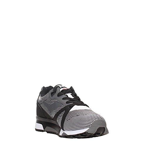 Diadora N9000 Arrowhead - Zapatillas Unisex adulto Black/White