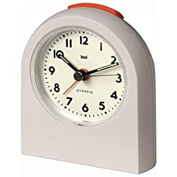 Bai Pick-Me-Up Alarm Clock, Landmark White