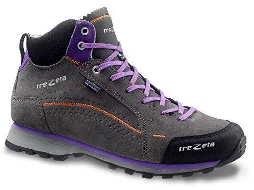 Trezeta Shoes Spring WP Mid Grey-Violet Grey-Violet J1nljyh