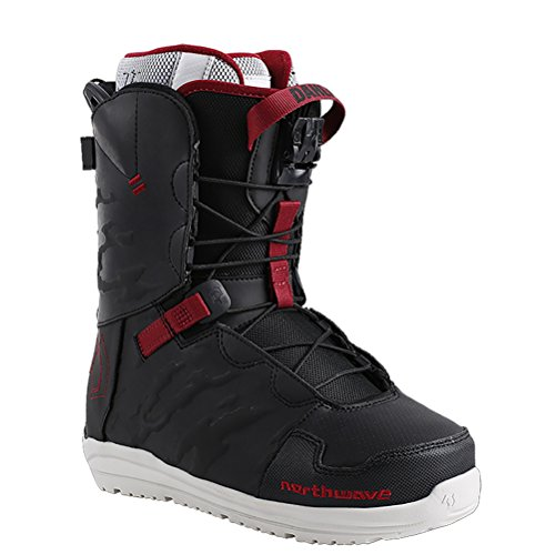 Northwave Dahlia Womens Snowboard Boots - 8.5/Black
