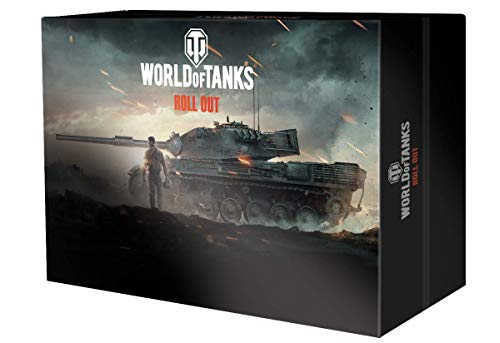 The World of Tanks Roll Out Collector's Edition - Xbox One, PlayStation 4, - Tanks World Of