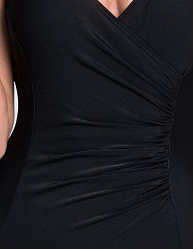 Une Maillot Pièce Noir Femme Seaspray xHfpvqw