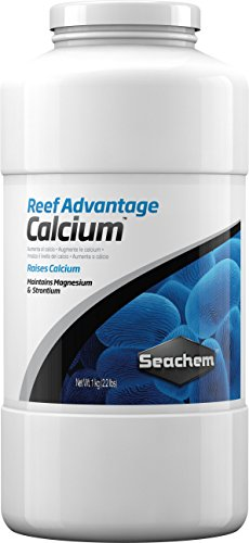 Seachem Reef Advantage Calcium 1 - Reef Magnesium Advantage Seachem