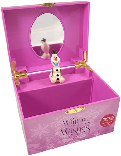 Disney Frozen Olaf Musical Jewelry Box