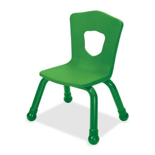 Balt Kids Chair, 7-1/2-Inch, Steel Frame, Green -