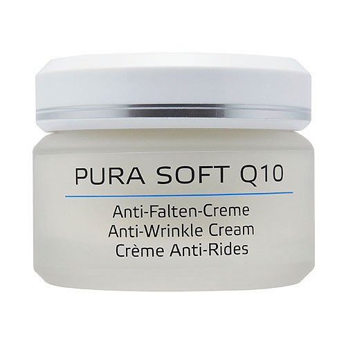 Annemarie Borlind Pura Soft Q10 Anti-Wrinkle Cream 1.69oz, 50ml by Annemarie Borlind