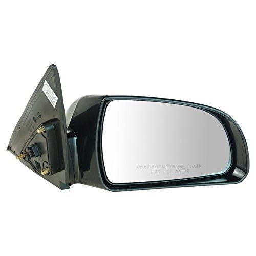 Right Hyundai Sonata (Power Heated Side View Mirror Passenger Right RH for 06-10 Hyundai Sonata)