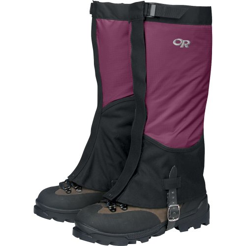 Outdoor Research Women's Verglas Gaiters, Orchid, Medium, used for sale  Delivered anywhere in USA