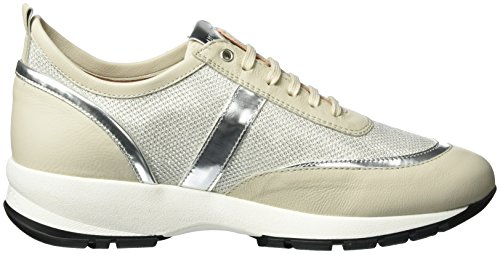 Low White ev Unisa Elisa Sneakers white top Women's CxCaq8tF