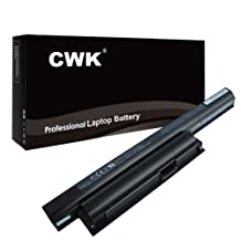 CWK® New Replacement Laptop Notebook Battery for Sony Vaio PCG-71212L VPCEA3 VPCEB2FFX/B VPCEE25FX/T VPCEF47FD/BI PCG-61313L PCG-61317L VPCEB18FD VPCEB26FX/WI VPCEF22FX/BI Sony A-1776-828-A PCG-61211L Sony 175697221 VGP-BPL22 VGP-BPS22 VGP-BPS22A PCG-71311L PCG-71313L PCG-71314L PCG-71316L PCG-71317L VGP-BPS22A VPC-E1Z1E VPC-EA23 VPC-EB4 VPC-EC1 VPC-EA45 PCG-71318L PCG-71213L PCG-61312L PCG-61211L VGP-BPS22 VGP-BPS22A VPCEA2UFX/L VPCEA2UFX/P VPC-EB4 VPC-EC1 VPC-EA45 VPC-E1Z1E