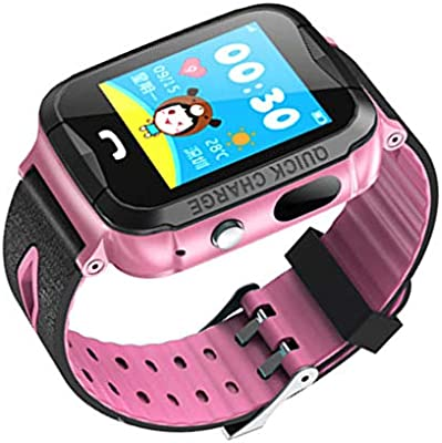Amazon.com: Riverlily Smart Watch Kids Real Time Tracking ...