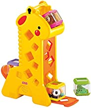 Girafa Pick a Block, Fisher Price, Mattel