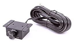 Skar Audio SK-1500.1D - 1,500 Watt Monoblock Class D MOSFET Amplifier with Remote Subwoofer Level Control