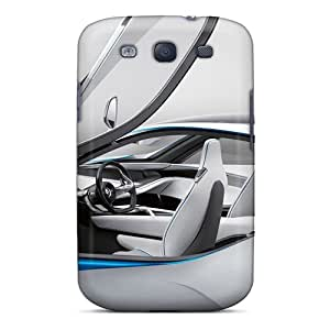 Strahan Perfect Tpu Case For Galaxy S3/ Anti-scratch Protector Case (bmw Vision Concept)