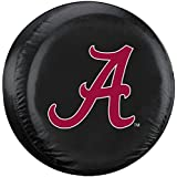 NCAA Alabama Crimson Tide Tire Cover, Standard, Black