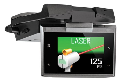 Cobra Vedetta Ultimate Detection Systems Series, SLR 600 Radar/Laser Detector