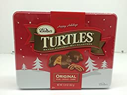 Turtles Brand Caramel Nut Clusters, 12.8 Oz, Demets