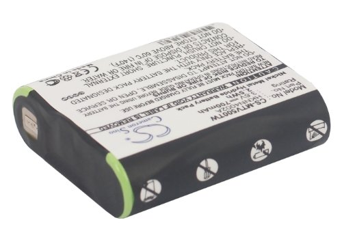 Power2tek 3.6V BATTERY Fits to MOTOROLA KEBT071B, TalkAbout T5800, TalkAbout T5710, TalkAbout T6320 +FREE ToolSet