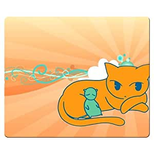26x21cm 10x8inch Mousepads precise cloth and Environmental rubber Mouse Pad Standard Fruits Basket