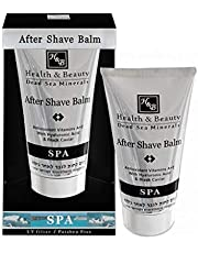 After Shave Balm with Hyaluronic Acid & Black Caviar 150ml