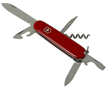 Amazon.com: Victorinox Swiss Army Knife Spartan: Sports ...