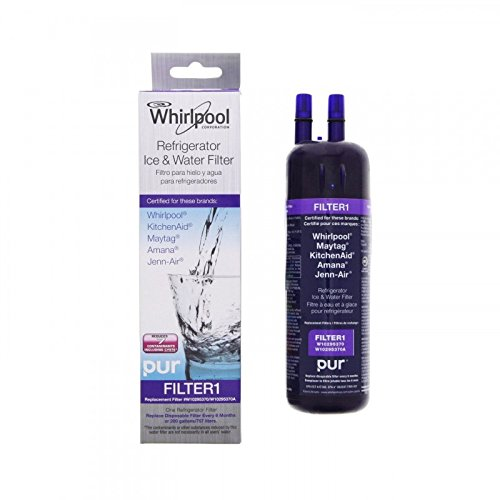 Whirlpool W10295370A FILTER1 Refrigerator Filter product image